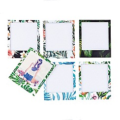 DOIY - Polaprint magnetic photo frames - tropical