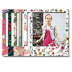 DOIY - Polaprint magnetic photo frames - floral