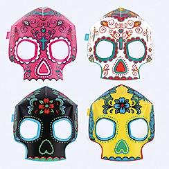 DOIY - Glowing mask - skulls