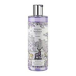 Woods of Windsor - Lavender bath & shower gel