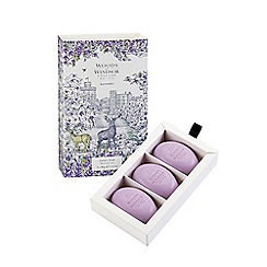 Woods of Windsor - Lavender set of 3 soaps