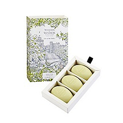 Woods of Windsor - Lily of the valley set of 3 soaps