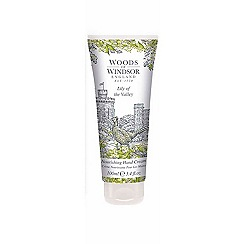 Woods of Windsor - Lily of the valley hand cream