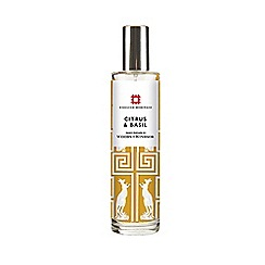 Woods of Windsor - English heritage citrus & basil room spray