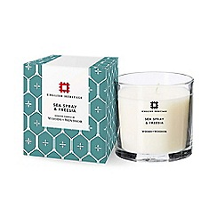 Woods of Windsor - English Heritage Sea Spray and Freesia Candle