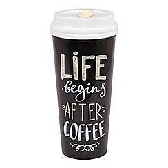 Zak - Drinkstation travel mug after coffee