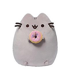 Pusheen - Plush with donut