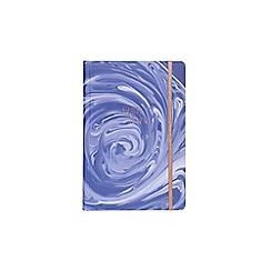 Debenhams - Grey marble bound journal