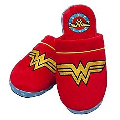 DC Comics - Wonder Woman slippers