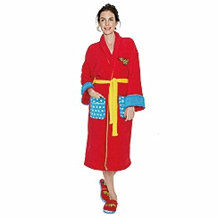 DC Comics - Wonder Woman robe