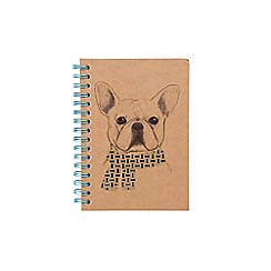 Debenhams - Pets spiral notebook