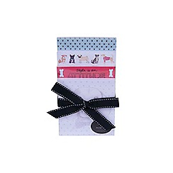 Debenhams - Pets set of four notepads