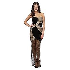 Lipsy - Michelle Keegan loves Lipsy black maxi dress