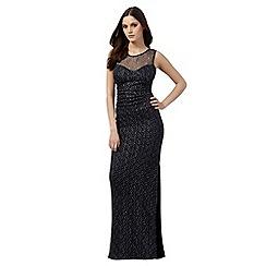 Lipsy - Michelle Keegan loves Lipsy navy lace maxi dress