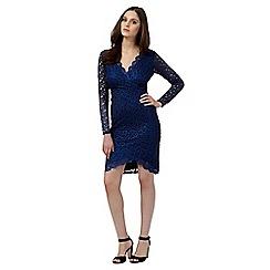 Lipsy - Michelle Keegan loves Lipsy navy lace dress