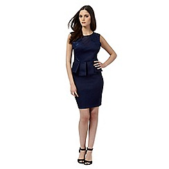 Lipsy - Michelle Keegan loves Lipsy navy floral sequin dress