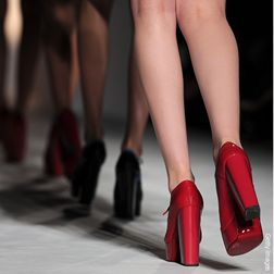 London Fashion Week Designing for Debenhams
