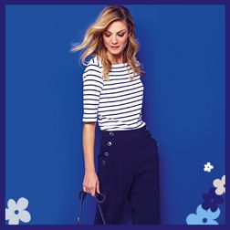 SS15: Trends Blues & Stripes
