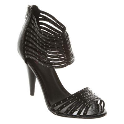 Multi strap gladiator sandal