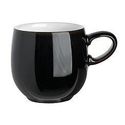 Denby - Jet black mug