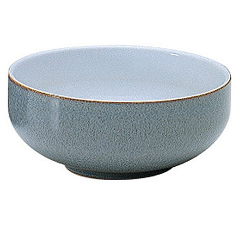 Denby - Jet grey cereal bowl