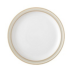 Denby - Linen dessert plate