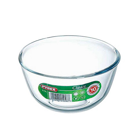Pyrex - Glass 0.5L bowl