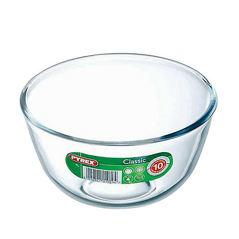 Pyrex - Glass 1L bowl