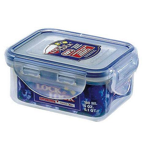 Lock&Lock - Polypropylene mini rectangular food storage container