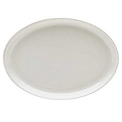 Denby - Linen small oval plate