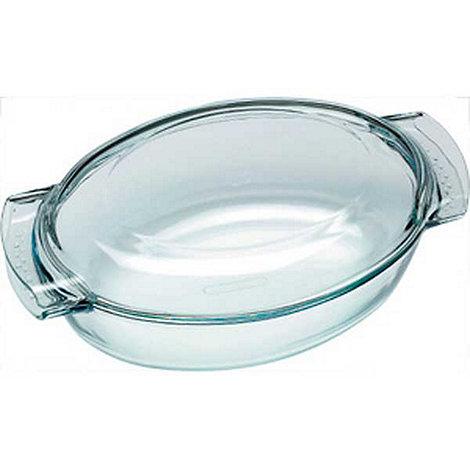 Pyrex - Glass 4.5L casserole dish