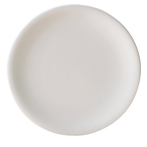 Denby - White bone china side plate