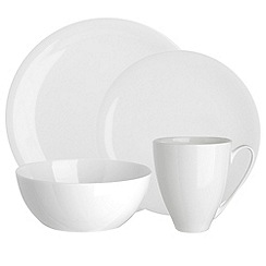 Denby - China by Denby white range