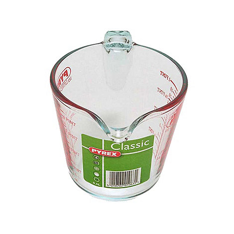 Pyrex - Glass 0.5L jug