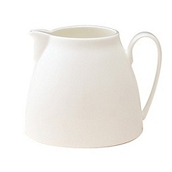 Denby - White bone china small jug