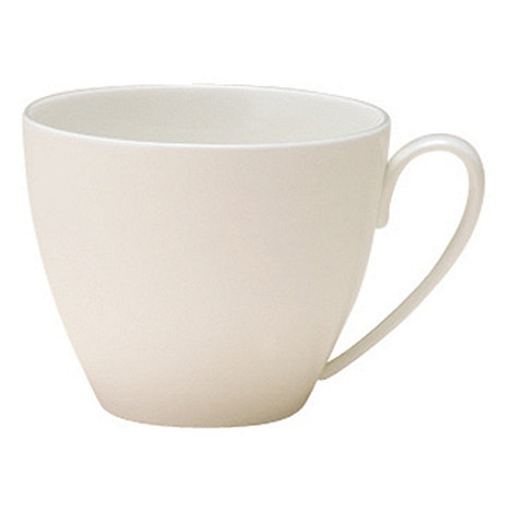 Denby - White bone china small mug
