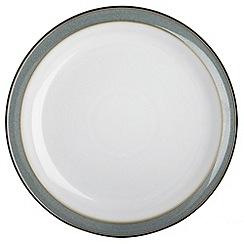 Denby - Jet grey dinner plate