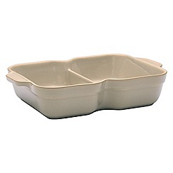Denby - Linen divided dish