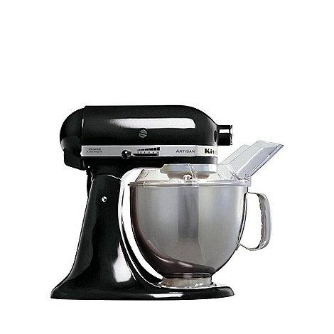 KitchenAid - Artisan 5KSM150 Black Onyx stand mixer