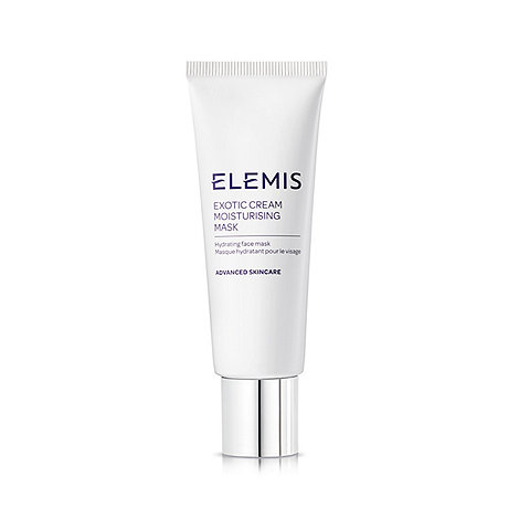 ELEMIS - +Exotic Cream+ moisturising mask 50ml