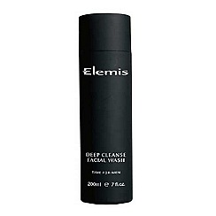 Elemis - Mens deep Cleansing Facial Wash 200ml