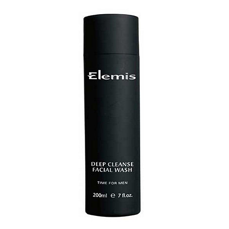 ELEMIS - +Men+s Deep Cleansing+ facial wash 200ml