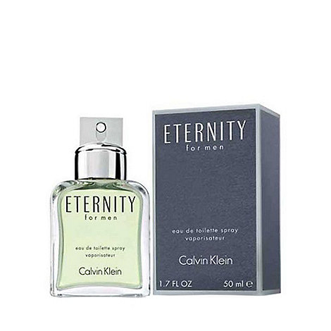 Calvin Klein - Eternity for Men Eau De Toilette