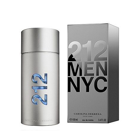 Carolina Herrera - +212 Men+ eau de toilette