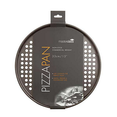 Master Class - Carbon steel 33cm pizza baking pan