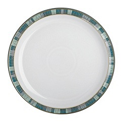 Denby - Azure coast dinner plate