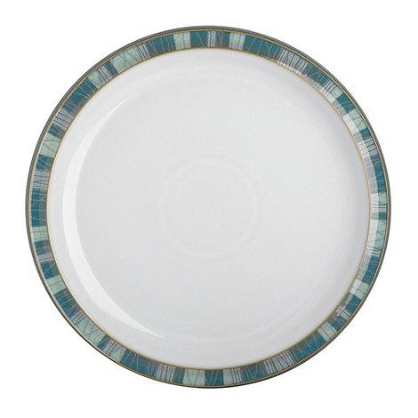 Denby - Azure coast dinner plate
