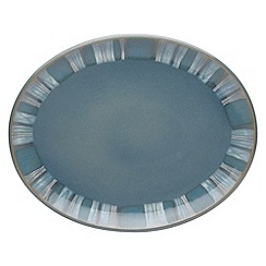 Denby - Azure coast oval platter