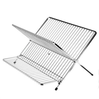 Stainless Steel Folding Dish Rack