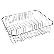 Stainless steel large dish rack